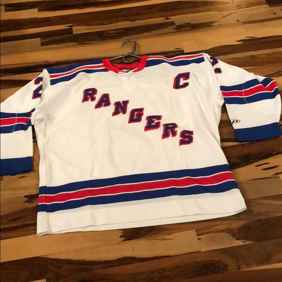 best service 1829c 19175 Pro player New York rangers jersey sz XL